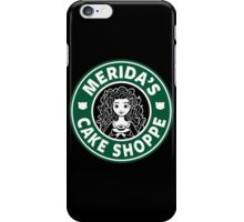 Merida's Cake Shoppe iPhone Case/Skin