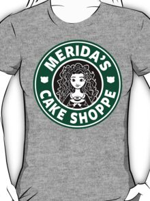 Merida's Cake Shoppe T-Shirt