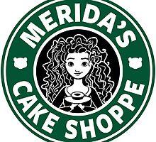Merida's Cake Shoppe by Ellador