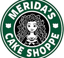 Merida's Cake Shoppe by Ellador