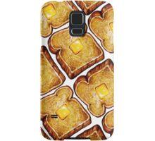 Buttered Toast Samsung Galaxy Case/Skin