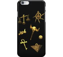 Falling Millennium Items - 3D Rendered iPhone Case/Skin
