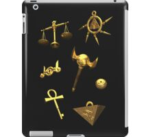 Falling Millennium Items - 3D Rendered iPad Case/Skin