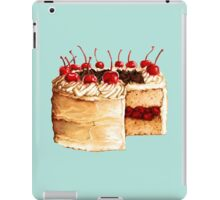 Cherry Cake iPad Case/Skin