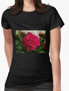 Romantic Red Rose T-Shirt