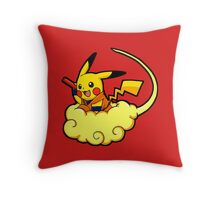Pikagoku Throw Pillow