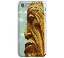 Indian Chief - Ocean City, Maryland iPhone Case/Skin