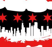 The City Speaks  Sticker