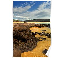 Short Point at Merimbula Poster