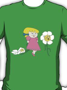 Pretty Pretty Flower T-Shirt