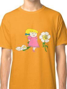 Pretty Pretty Flower Classic T-Shirt
