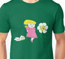 Pretty Pretty Flower Unisex T-Shirt