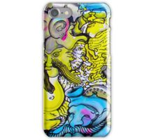 Interpretation #91 - The bearded superheroes to the rescue... iPhone Case/Skin