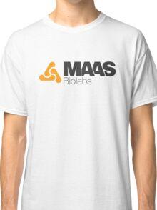 MAAS Biolabs Corporate Logo TShirt White Classic T-Shirt