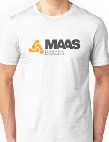 MAAS Biolabs Corporate Logo TShirt White Unisex T-Shirt