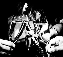 Champagne Celebration by David Hannan Photography