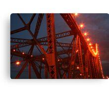 Story Bridge Canvas Print