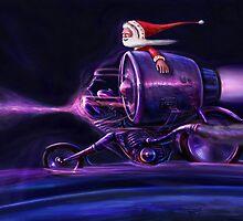 Stardust Rider by Tom Godfrey