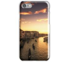 The marching gondolas iPhone Case/Skin