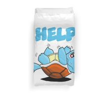 Squirtle Duvet Cover