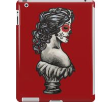 Sugar Skull Sweetheart iPad Case/Skin