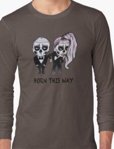 Bones This Way Long Sleeve T-Shirt