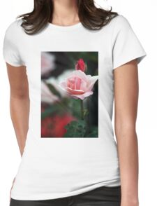 Perfectly  Pink Womens Fitted T-Shirt