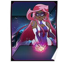 Plasma Space Poster