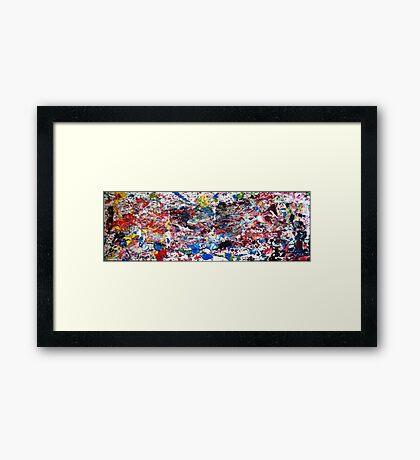 Marathon (2015) Framed Print