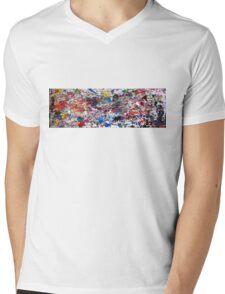 Marathon (2015) Mens V-Neck T-Shirt