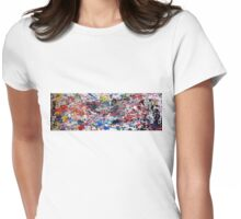 Marathon (2015) Womens Fitted T-Shirt