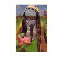 M Blackwell - Sacred and Everlasting Love... Art Print