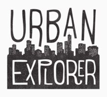 URBAN EXPLORER Kids Clothes