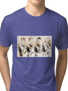 The Many Faces Tri-blend T-Shirt