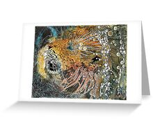 Of Earth and Starry Heaven Greeting Card