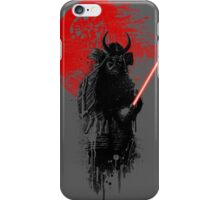 Dark Samurai iPhone Case/Skin
