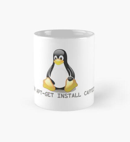 Linux - Get Install Caffeine Mug