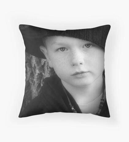 Sweet Boy Throw Pillow