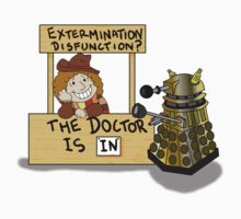 The Doctor is in 4.... by Monstar
