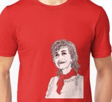 my little red scarf Unisex T-Shirt