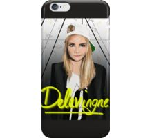 cara delevingne iPhone Case/Skin