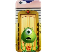 Monster Inc Mike Wazowski iPhone Case/Skin