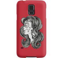Sugar Skull Sweetheart II Samsung Galaxy Case/Skin