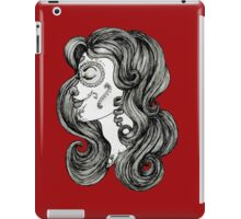 Sugar Skull Sweetheart II iPad Case/Skin