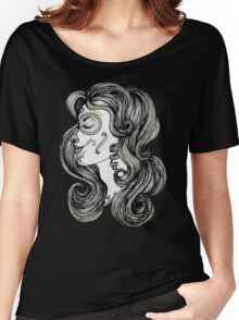 Sugar Skull Sweetheart II Women's Relaxed Fit T-Shirt