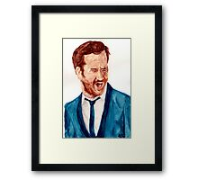 Chris O'Dowd - The Sapphires Framed Print