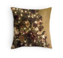 Ready for Christmas  Throw Pillow