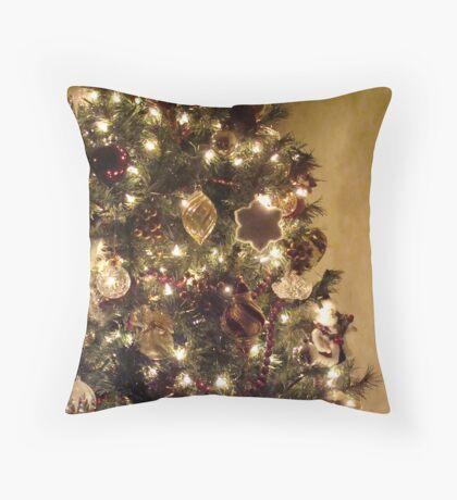Ready for Christmas  Throw Pillow