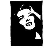 Katherine Hepburn Photographic Print