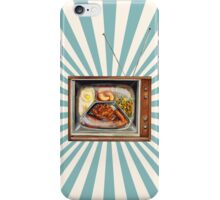 TV Dinner iPhone Case/Skin